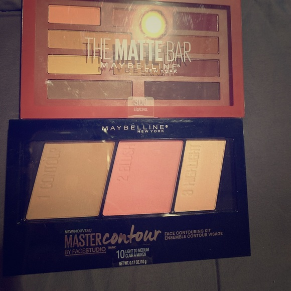 Maybelline Other - Maybelline Palettes